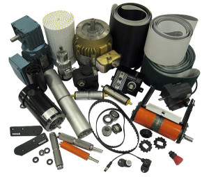 Conveyor and Drives Spare Parts Service