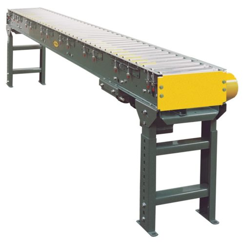 Hytrol 190-ACC Medium Duty V-Belt Driven Live-Roller Conveyor