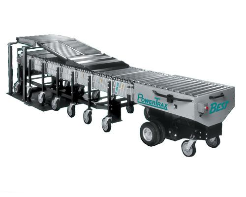 Best Conveyors Best Flex Powertrax Powered Tractor Drive