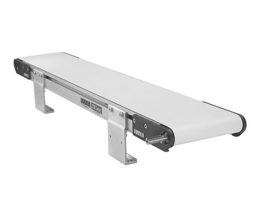 Dorner 2200 Series Low Profile Belt Conveyor Conveyers