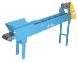 New London 500 Standard Duty Inclined Conveyor