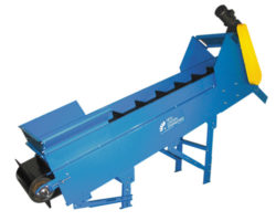 New London 506 Heavy Duty Inclined Conveyor