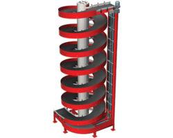 Ryson High Capacity Spirals