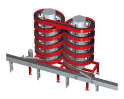 Ryson Vertical Accumulation Buffer