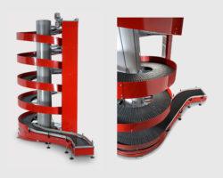 Ryson Unit Load Spiral Conveyors