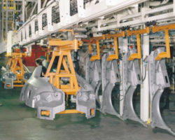 Jervis B. Webb Power & Free Conveyor