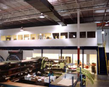 Panel Built Modular Prefabricated Interior In-Plant Offices ...
