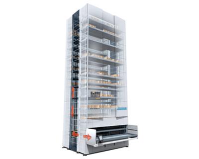 System Logistics Modula® Lift
