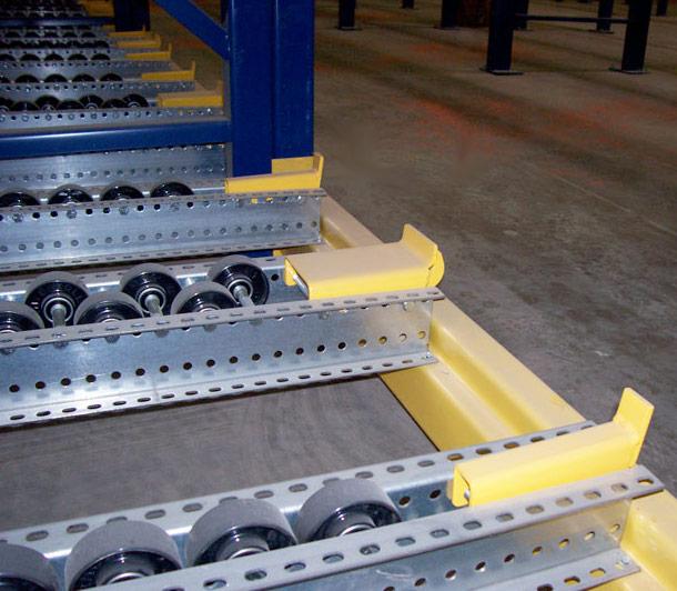 Pallet Flow Systems Conveyers Amp Drives Atlanta Georgia