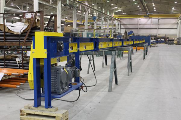 Towline Conveyors Jervis Webb Amp Shollo Tow Conveyers