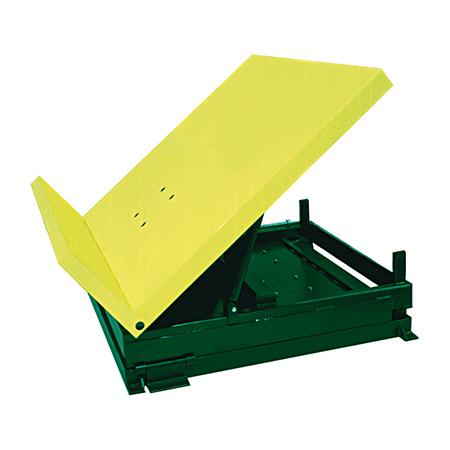 EZ pneumatic lift and tilt - fixed tilter