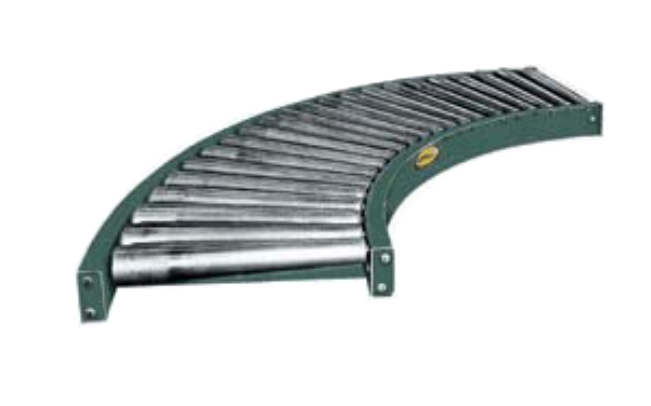 2.5 inch tapered roller curve