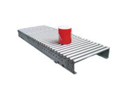 3-4 inch roll away conveyor fixed