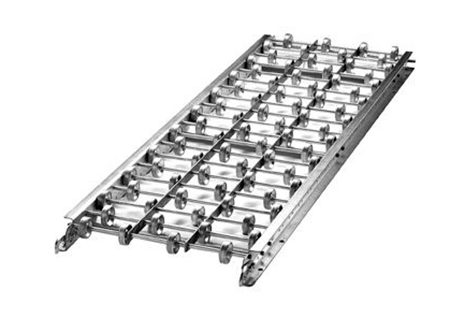 Aluminum Skatewheel Conveyor
