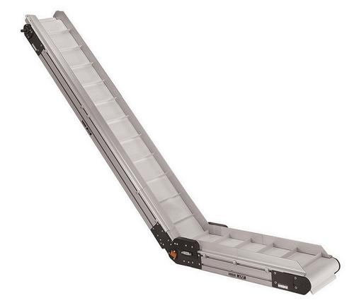 Dorner 3200 Series Lpz Heavy Duty Incline Cleated Belt