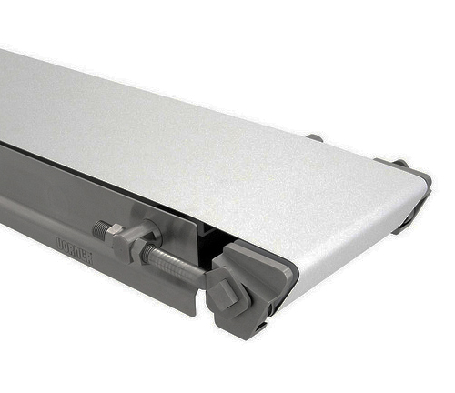 Conveyor Replacement Parts : Dorner series aquapruf sanitary stainless steel belt