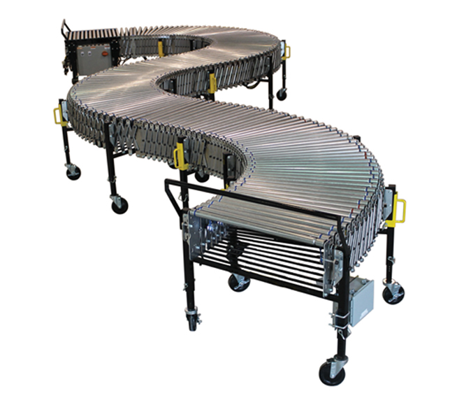 C&D Powered Flex Conveyor Web