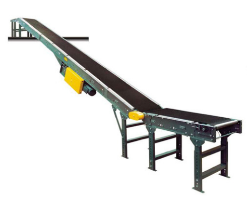 Hytrol Incline Belt Conveyor