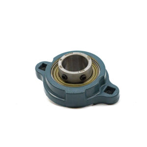 "BEARING - CAST IRON, 2-BOLT, 1""BORE"
