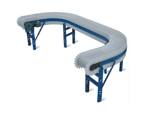 Plastic Chain Belt Conveyor