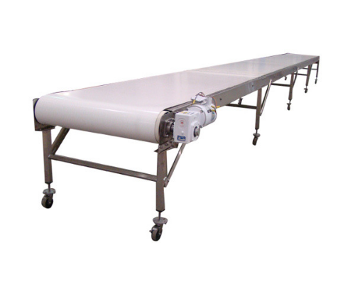 Stainless Steel Belt Conveyors
