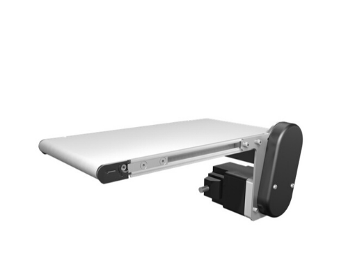 Click here to see Dorner 1100 Series Miniature Belt Conveyors